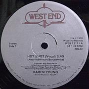 HOTSHOT / KAREN YOUNG