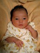 2006年6月にベビを出産したママ