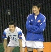 高杉洋平コーチの笑顔を見守る会
