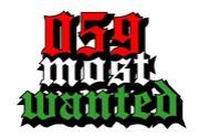 059 MOST WANTED