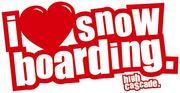 スノーボードが好き!