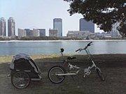 自転車トレーラー系