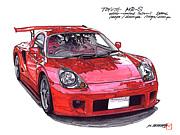 赤いMR-Sオーナー