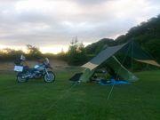 夜這いツーで行けるキャンプ場