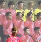 韓国サッカー界の異端児☆李天秀
