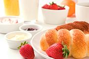 朝咲き美人 ビタミン朝食会