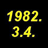 1982年3月4日生まれ