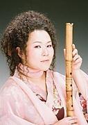 ◆ 女流尺八奏者 金子朋沐枝 ◆