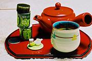 お茶が好き!!