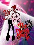 THE DEATH GAL 4