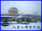 白樺湖八子ヶ峰ホテル