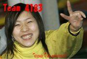 宇野 弥生選手公認FC Team4183