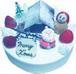 誕生日ケーキがクリスマスケーキ