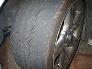 タイヤの溝がありません・・・