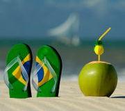 ブラジルに住んでます