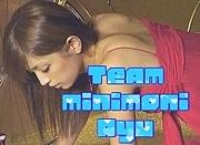 Team minimoni Ayu