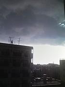 ゲリラ豪雨(ゲリラ雷雨)
