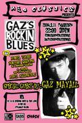 LONDON��Gaz's Rockin Blues��UK