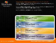 Visual Studio Express Editions