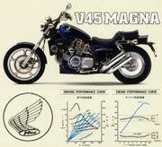 I love V45マグナ