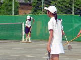 鈴鹿中学校 テニス部