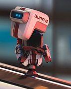 映画WALL-EのBURN-E