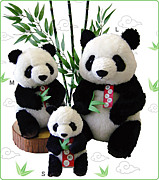 幸福大熊猫(シンフー・パンダ)