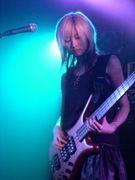 ♪ Bassist Yuri ♪