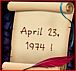 1974年4月23日生まれの集い