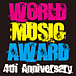 WORLD MUSIC AWARD