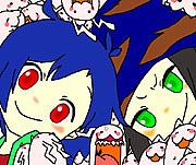 デジフロの双子が好き!