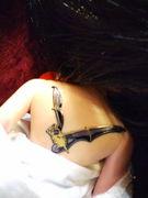 Blytheにタトゥ入ってます