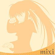 mixi風画像