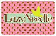 Lazy Needle