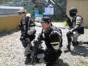高速歩兵(アタッカー)集合!