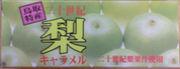鳥取銘菓 梨キャラメル