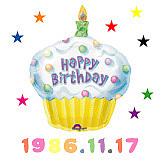 1986年11月17日生まれ