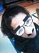 鼻眼鏡.C