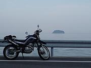 バイクでデジカメ持って行こう!