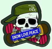 SNOW LOVE PEACE