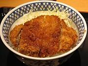 吉野家ソースカツ丼