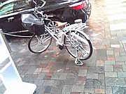 自転車のマナー!