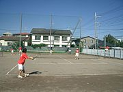浦和高校ソフトテニス部麗和会