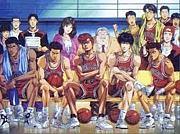 高円寺付近 de バスケットボール