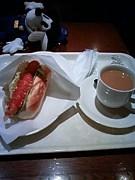 高田馬場、朝食会