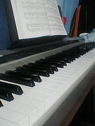 テスト前はピアノが弾きたくなる