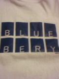 ブルーベリーです。