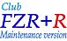 Club FZR+R MaintenanceVer.