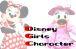 Disney Girls Character
