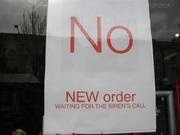 New Order Night